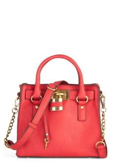 Full Course Load Bag in Red - 9.5 from ModCloth on shop.CatalogSpree.com, your personal digital mall.