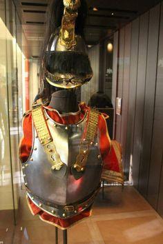 Colonel Curassiers 1st Empire