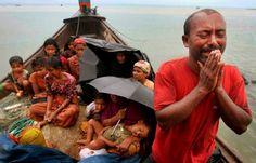"""La """"crisis rohingya"""" no es una tragedia aislada: es un anuncio del futuro. Tahmima Anam · · · · ·"""