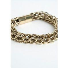 Magna Gold Link Bracelet | Accessories | Jewellery | #MISSGUIDEDAW14