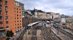 Genova Piazza Principe railway station | Flickr - Photo Sharing!