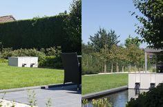 Minimalistische tuinen tuinarchitect stefaan willems