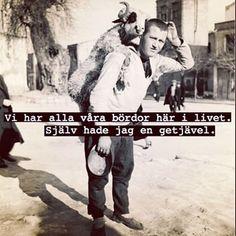 #get #jävel #getjävel #bördor #livet #humor #mössa #keps #hatt #löjligt #ironi #kul #skoj #skämt #skämta #text #foto #fotografi
