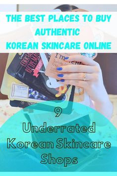 Where to Buy Authentic Korean Skincare Online: 9 Underrated Shops - GirlChickBetty Oily Skincare, Asian Skincare, Skincare Routine, Peach And Lily, Sensitive Skin Care, Beauty Review, Helping Others, Anti Aging, Beauty Products
