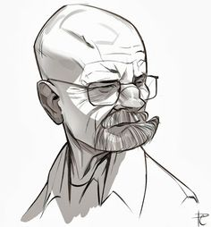 P.Cohen Sketch Blog: Breaking Bad