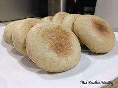 Muffin anglais au blé complet