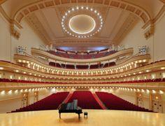 NYC. Carnegie Hall