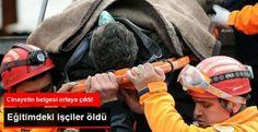 Devriye Haber : Soma Faciasında Eğitimde Görünen İşçiler Öldü