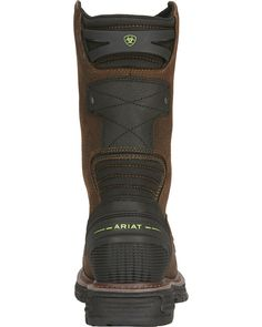 Introducing a revolution in engineering and design, the Catalyst VX Work Boot is the ultimate boot for extreme environments. Silver Socks, Composite Toe Work Boots, Hiking Boots, Composition, Brown, Heels, Leather, Falling Objects, Men