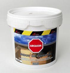 Enduit hydrofuge d'étanchéité à base de ciment piscine bassin cave garage réservoir citerne sous-sol - Vente produits d'étanchéité d'imperméabilisation