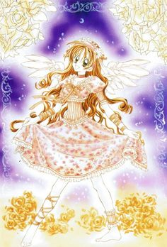 Arina Tanemura, Kamikaze Kaitou Jeanne, Kamikaze Kaitou Jeanne Artbook, Maron Kusakabe