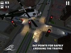 TrafficVille 3D 1.0 APK Tsunami Waves, Meteor Shower, Traffic Light, Car Crash, Simulation Games, Retina Display, Fire Trucks, Screen Shot, How To Become