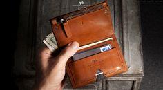 hard graft heritage wallet.