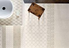 Azulej Tile Collection by Patricia Urquiola for Ramacieri Soligo in interior design home furnishings  Category