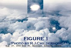Ascension Earth ~ Fresh content posted throughout the day!  : Pre-Photoshop UFO Photograph #16 ~ Royal Canadian ...