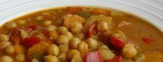 Cizrnový guláš Chana Masala, Beans, Vegetables, Ethnic Recipes, Food, Bulgur, Essen, Vegetable Recipes, Meals