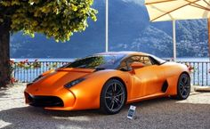 2014 Lamborghini Zagato 5-95