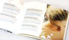 Four Seasons Punta Mita Spa brochure that I did while at VVC/JacobTyler.