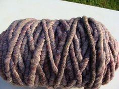 New Signature Extreme Corespun Rug Yarn 1 by hippiechixfiber, $98.00