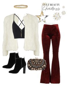 """""""Untitled #24"""" by gomezel on Polyvore featuring Dorothy Perkins, Topshop, Dune, Ellen Hunter, Lipsy and FOSSIL"""