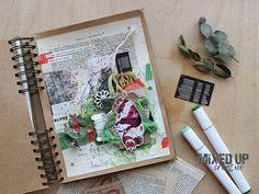 Riikka Kovasin - Paperiliitin: With all senses - Artful Academy Wellspring 2020 Online Classroom, Projects, Art, Log Projects, Kunst, Art Education, Artworks