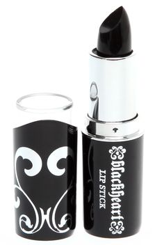 Pucker up with this black lipstick! A Hot Topic exclusive @ $5.00