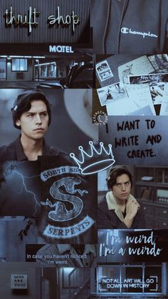 Jughead Wallpaper Jughead Wallpaper, Riverdale Wallpaper, Jughead Jones, Netflix, S Sprouse Cole, Cole Sprouse Jughead, Dylan Sprouse, Riverdale Poster, Riverdale Memes, Riverdale Cast, Riverdale Wallpaper Iphone, Wallpaper Iphone Cute, Disney Wallpaper