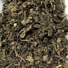 """""""Herb of the Day""""  #Patchouli Leaf ~  Botanical Name: Pogostemon cablin  Associated with the element earth, love and wealth,  patchouli can be used in a variety of #magical workings. The scent has a reputation as an #aphrodisiac , and is said to attract the opposite sex. Medicinally, the primary uses of patchouli leaf  come from the diuretic properties, digestive soothing properties and the external benefits. Use it to repel bugs, sooth irritated skin , use as an astringent on minor…"""