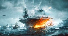 https://www.durmaplay.com/News/battlefield-4-naval-strike-titan-modu Battlefield 4 Naval Strike
