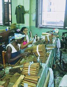 Havana Cuba...explore this cigar industry.