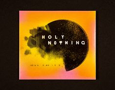 "Check out this @Behance project: ""Holy Nothing - Boundaries"" https://www.behance.net/gallery/22468019/Holy-Nothing-Boundaries"