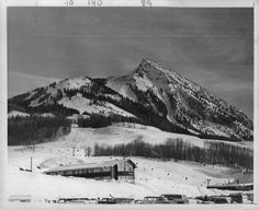 1973 Crested Butte Ski Area and Resort Scenery Rolling Press Photo | eBay $23.88 8x10
