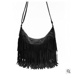 Vogue Star women messenger bags handbags famous brands fringe tassel bag female bolsas de marca fashion cross body bag YB40-397
