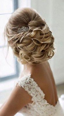 Zobacz zdjęcie ślubna fryzura
