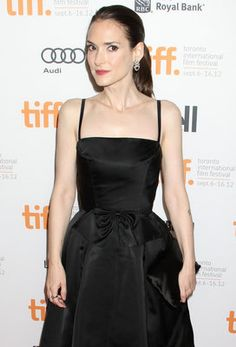 Winona Ryder at the Iceman premiere at TIFF / Photo by Keystone Press