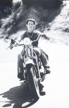 #kd lang #bike                                                                                                                                                      More