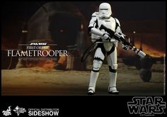 First Order Flametrooper | Sideshow Collectibles