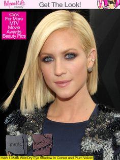 Brittany Snow Hair MTV Movie Awards