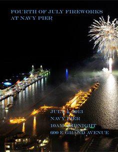 memorial day navy pier chicago