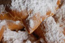 Loved loved loved beignets from my time in Cajun Country...attempting this recipe as soon as I get a chance!