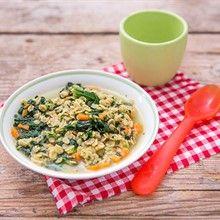 Zuppa di Grano con i Fiocchi - CresciBio