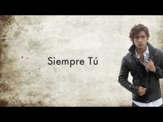 Diego Boneta - Siempre Tú (Spanish Version) - tiempos verbales - preterit, present, imperative, future, & two verb construction. Clear and easy to understand with lyrics! Spanish Songs, Ap Spanish, Spanish Lessons, Spanish Teacher, Spanish Classroom, Music Classroom, Spanish Language Learning, Teaching Spanish, Verb Song