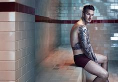 Video: David Beckham Discusses H&M Holiday 2013 Collection