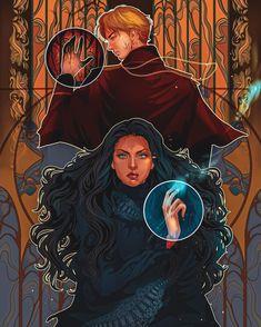 Fanart, Fantasy Books, Fantasy Art, Shadow Bone, Character Art, Character Design, The Darkling, Comic Manga, The Grisha Trilogy