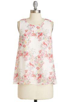 Week to Boutique Top   Mod Retro Vintage Short Sleeve Shirts   ModCloth.com
