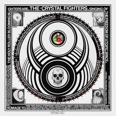 Crystal Fighters - Cave Rave (2013)