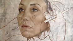 Artist Jonathan Yeo explores cosmetic surgery with oil paintings - News - Digital Arts