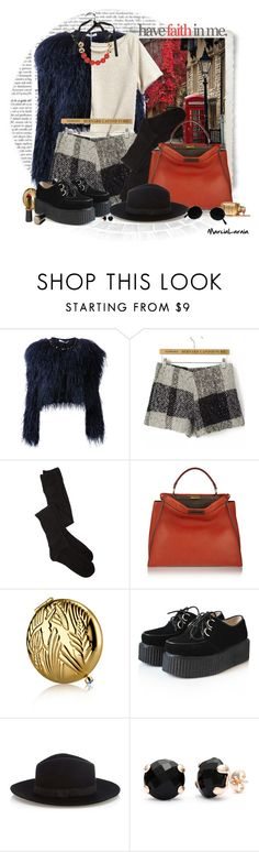 """""""Have Faith In Me"""" by marcialaraia ❤ liked on Polyvore featuring Givenchy, H&M, Charlotte Russe, Fendi, Estée Lauder, Warehouse, Marni, women's clothing, women's fashion and women"""