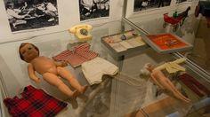 Vanhoja leluja Kainuun museossa. Toddler Bed, Nostalgia, Furniture, Home Decor, Museum, Child Bed, Decoration Home, Room Decor, Home Furnishings