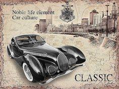 Картинки для Вашего творчества. Ретро-автомобили.. Обсуждение на LiveInternet - Российский Сервис Онлайн-Дневников